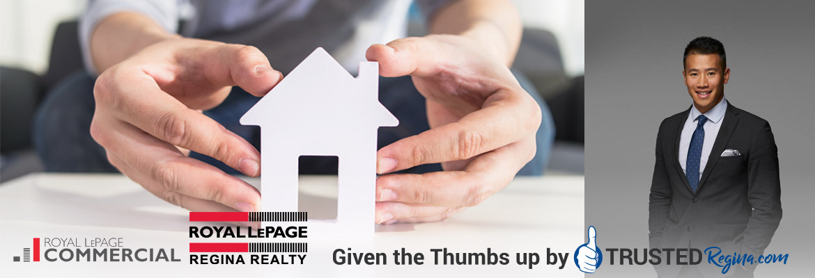 John Chung- Commercial Realtor - The Home Expert Team - Royal LePage Regina Realty